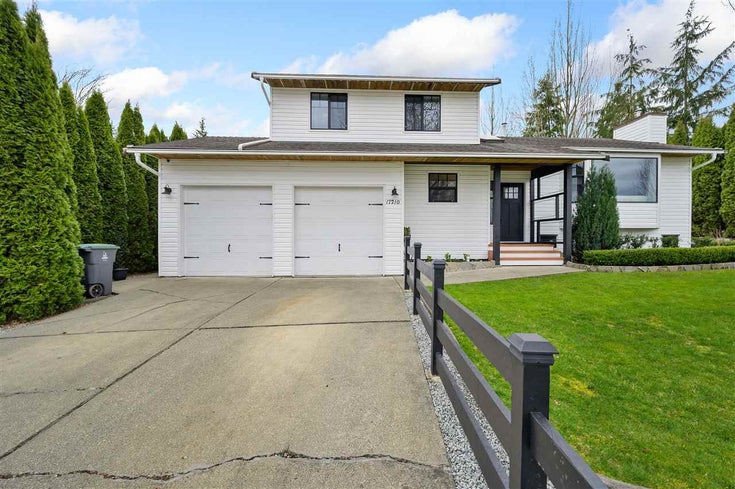 17210 62A AVENUE - Cloverdale BC House/Single Family for sale, 4 Bedrooms (R2559037)