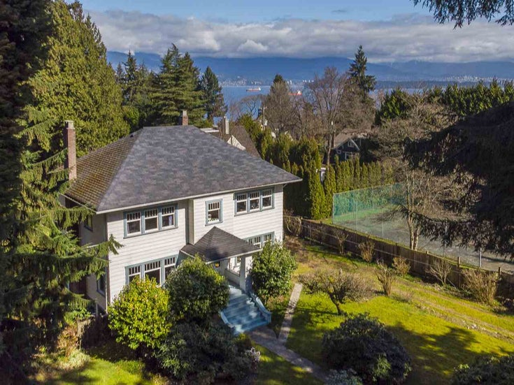 4715 W 4TH AVENUE - Point Grey House/Single Family for sale, 5 Bedrooms (R2559065)
