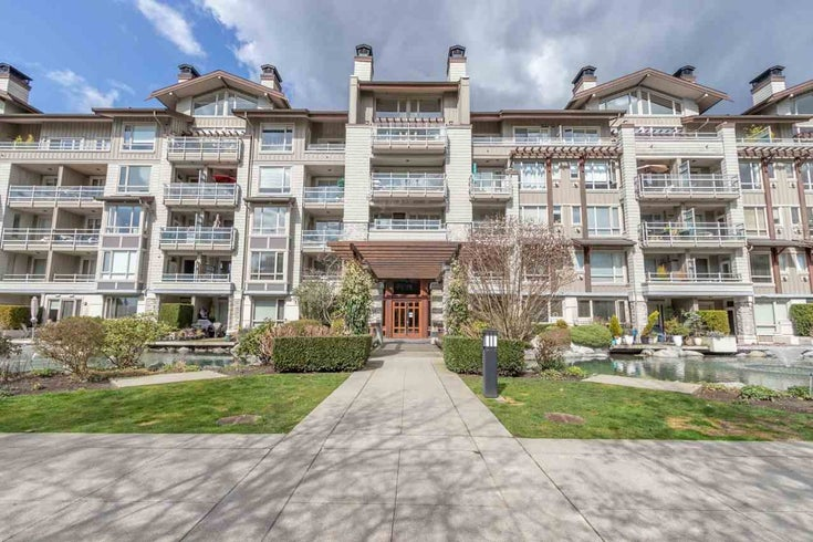 311 580 RAVEN WOODS DRIVE - Roche Point Apartment/Condo for sale, 1 Bedroom (R2559082)
