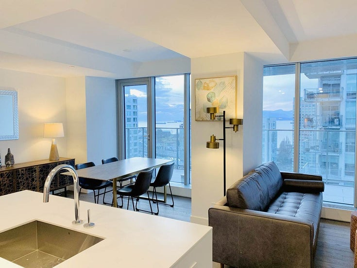 2708 1480 HOWE STREET - Yaletown Apartment/Condo for sale, 2 Bedrooms (R2559234)