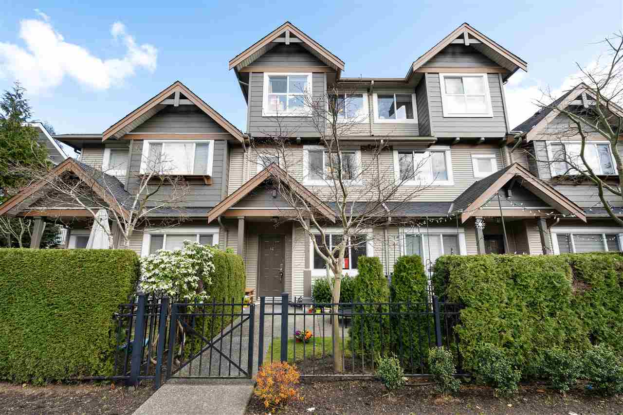 14 7733 HEATHER STREET - McLennan North Townhouse for sale, 4 Bedrooms (R2559237)