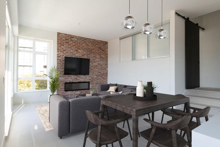 205 300 SALTER STREET - Queensborough Apartment/Condo for sale, 1 Bedroom (R2559290)
