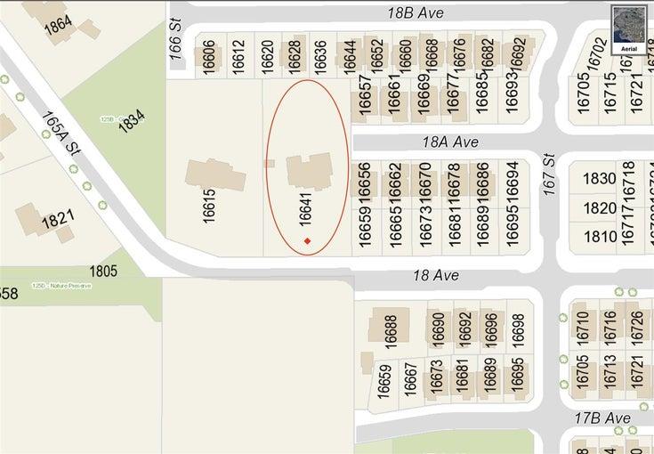 16641 18 AVENUE - Pacific Douglas House/Single Family for sale, 4 Bedrooms (R2559304)