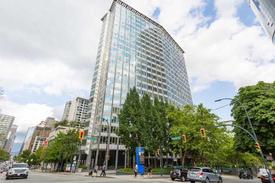 1610 989 NELSON STREET - Downtown VW Apartment/Condo for sale, 2 Bedrooms (R2559321) - #1