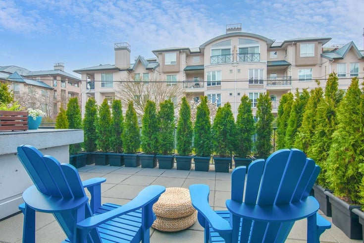 106 2460 KELLY AVENUE - Central Pt Coquitlam Apartment/Condo for sale, 1 Bedroom (R2559336)
