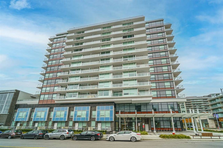 801 6900 PEARSON WAY - Brighouse Apartment/Condo for sale, 2 Bedrooms (R2559399)