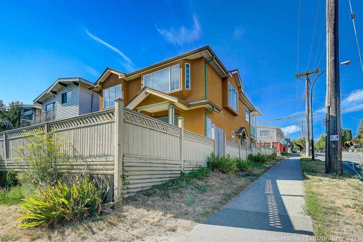 1295 SE MARINE DRIVE - South Vancouver House/Single Family for sale, 5 Bedrooms (R2559540)