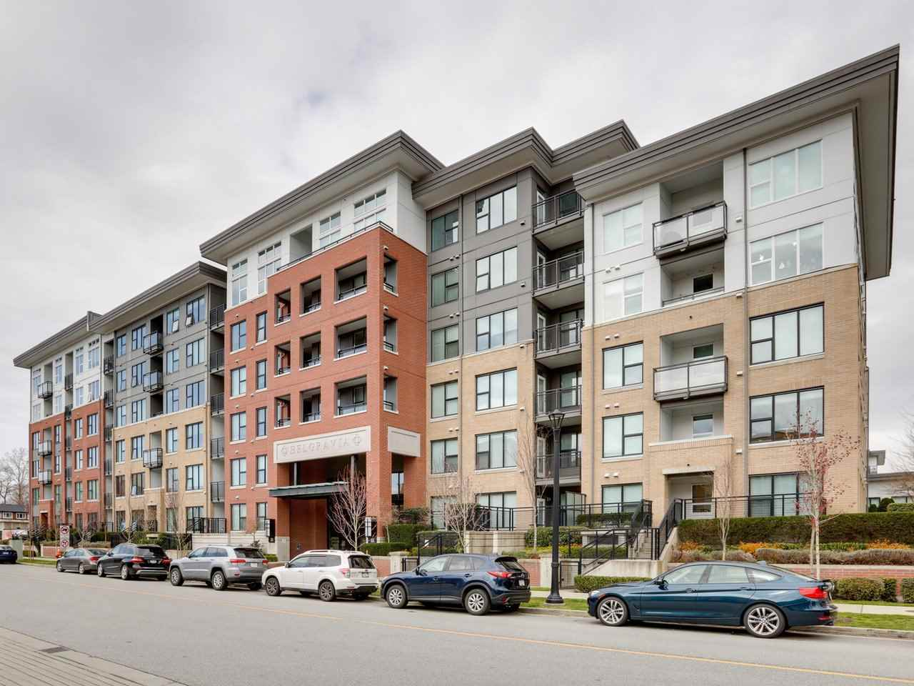 320 9311 ALEXANDRA ROAD - West Cambie Apartment/Condo for sale, 2 Bedrooms (R2559649)