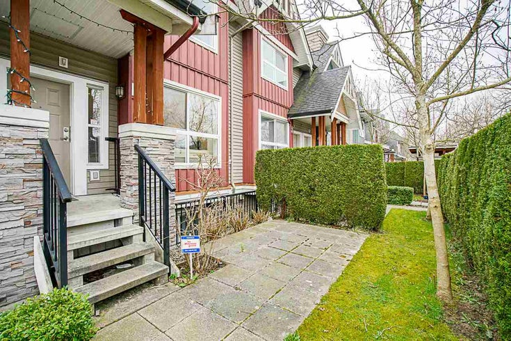3284 E 54TH AVENUE - Champlain Heights Townhouse for sale, 3 Bedrooms (R2559656)