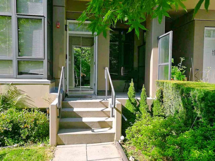 TH7 4250 DAWSON STREET - Brentwood Park Townhouse for sale, 2 Bedrooms (R2559687)