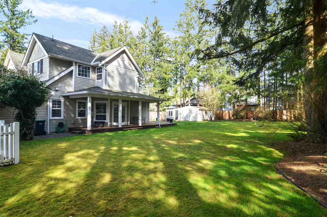 3372 199 STREET - Brookswood Langley House/Single Family for sale, 4 Bedrooms (R2559694) - #22