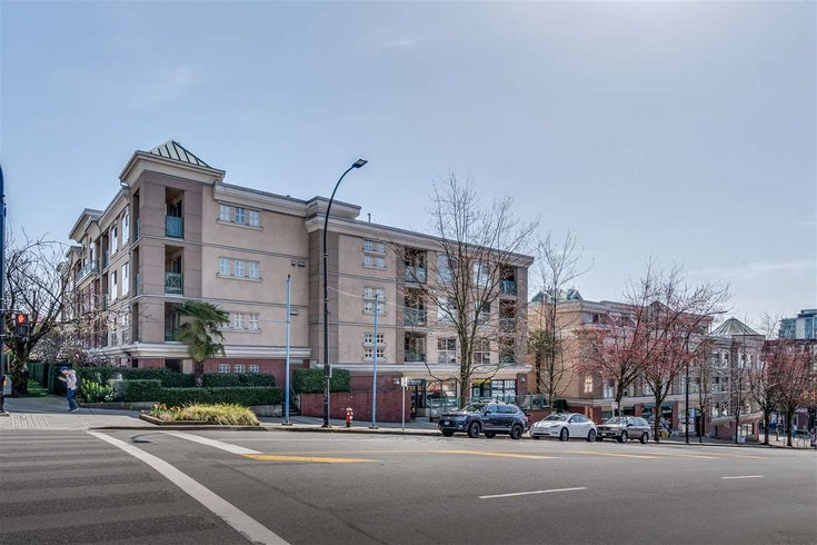310 332 LONSDALE AVENUE - Lower Lonsdale Apartment/Condo for sale, 1 Bedroom (R2559698)