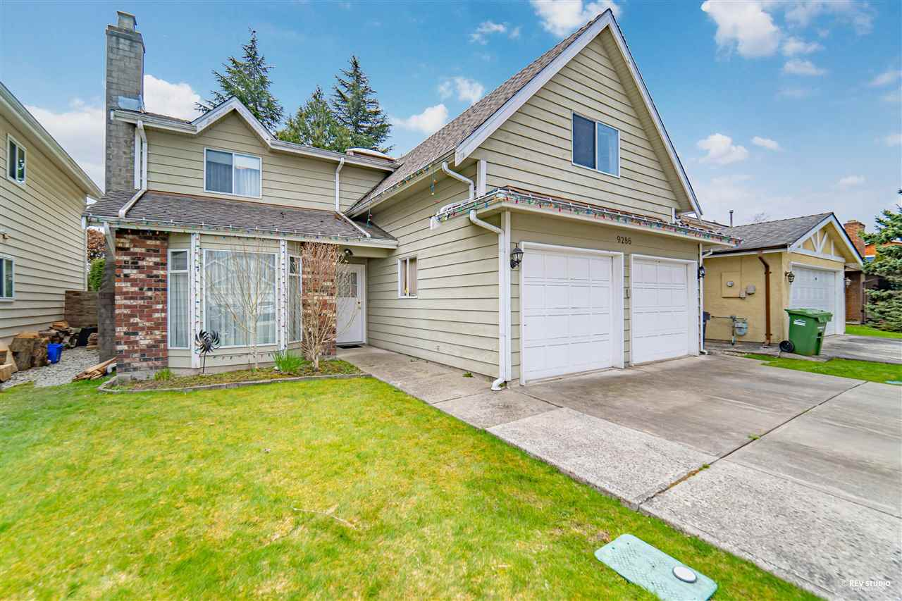 9286 ROMANIUK DRIVE - Woodwards House/Single Family for sale, 4 Bedrooms (R2559801)
