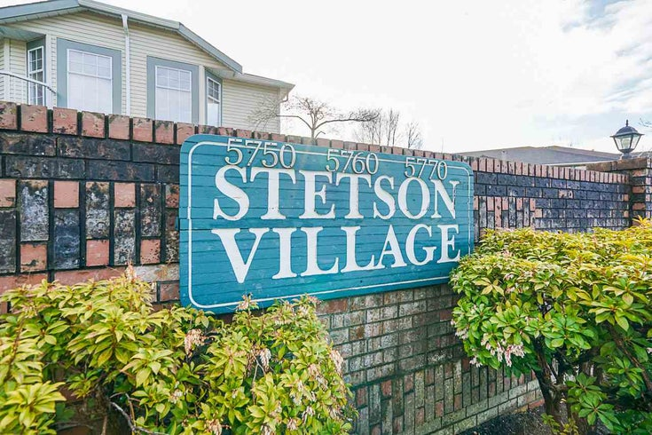 7 5760 174 STREET - Cloverdale BC Townhouse for sale, 2 Bedrooms (R2559810)