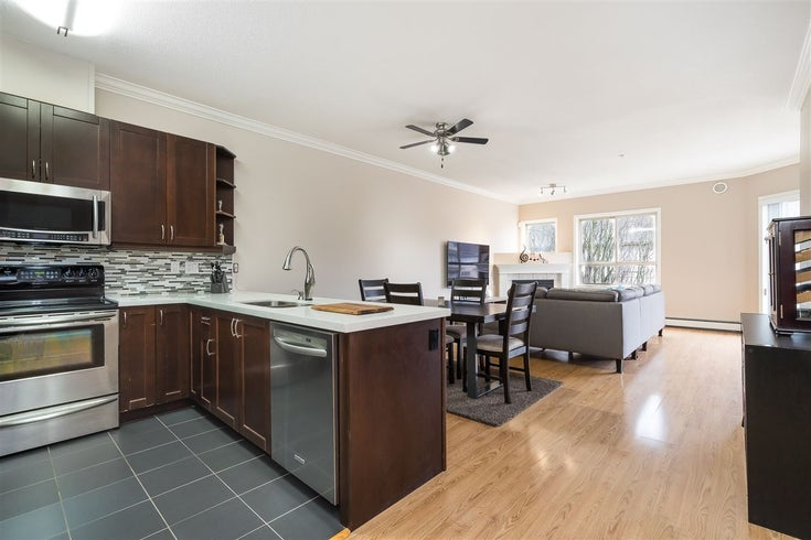 326 2109 ROWLAND STREET - Central Pt Coquitlam Apartment/Condo for sale, 2 Bedrooms (R2559831)