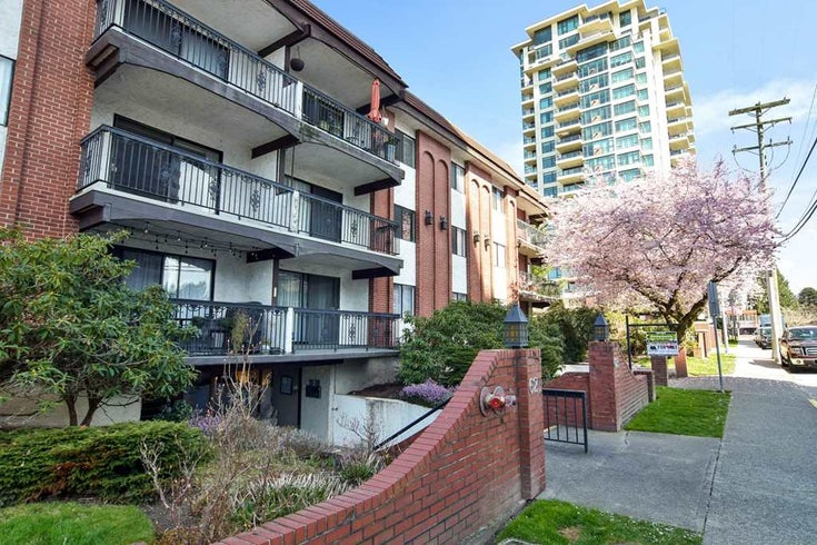 310 625 HAMILTON STREET - Uptown NW Apartment/Condo for sale, 2 Bedrooms (R2559844)