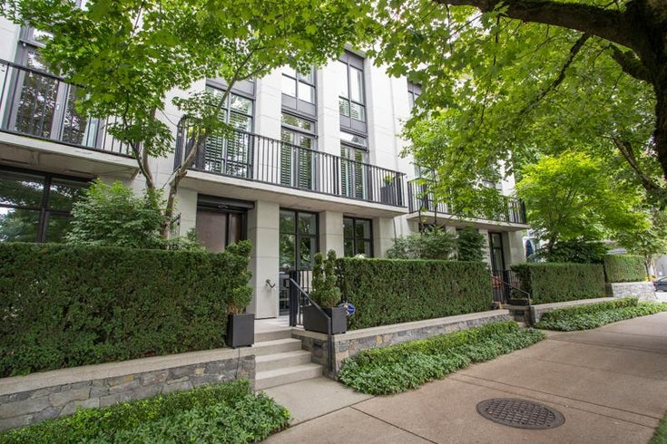 505 BEACH CRESCENT - Yaletown Townhouse for sale, 3 Bedrooms (R2559849)