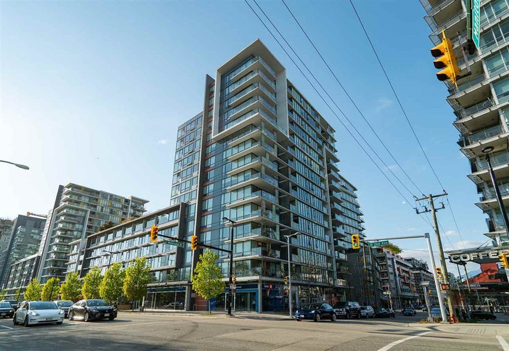 1003 1783 MANITOBA STREET - False Creek Apartment/Condo for sale, 1 Bedroom (R2559854)