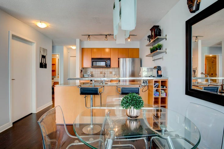 2206 1438 RICHARDS STREET - Yaletown Apartment/Condo for sale, 1 Bedroom (R2559873)