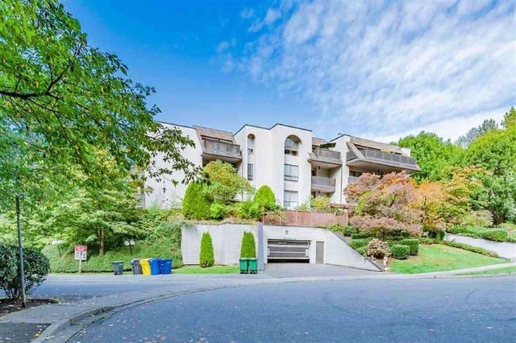 307 1945 WOODWAY PLACE - Brentwood Park Apartment/Condo for sale, 2 Bedrooms (R2559876)