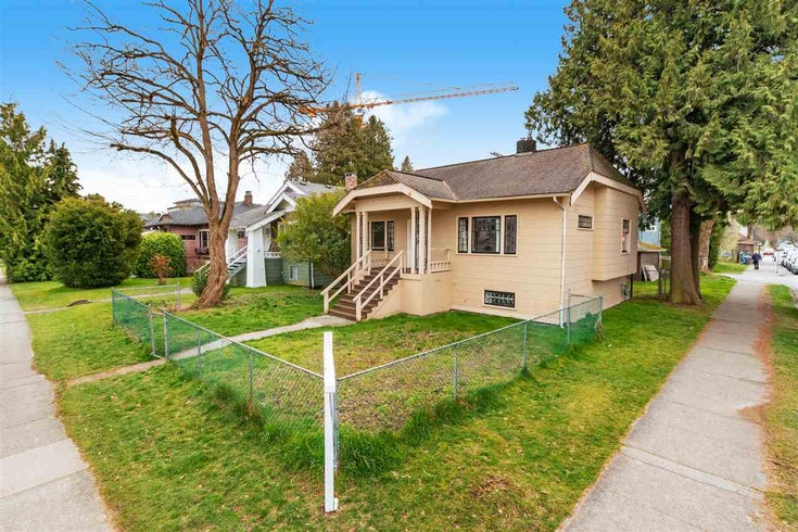 3192 W 8TH AVENUE - Kitsilano House/Single Family for sale, 5 Bedrooms (R2559942)