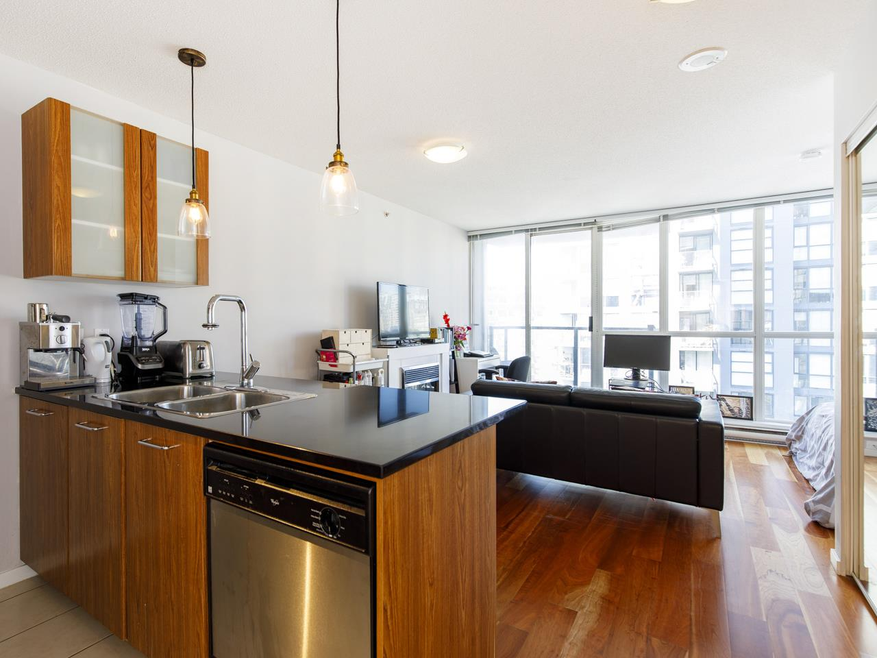 1403 1199 SEYMOUR STREET - Downtown VW Apartment/Condo for sale, 1 Bedroom (R2559944) - #1