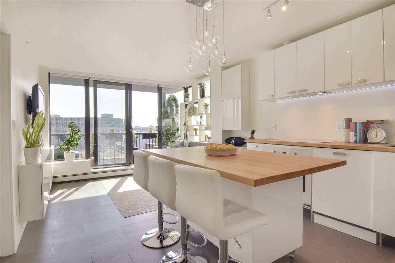 1001 66 W CORDOVA STREET - Downtown VW Apartment/Condo for sale, 1 Bedroom (R2560001) - #1