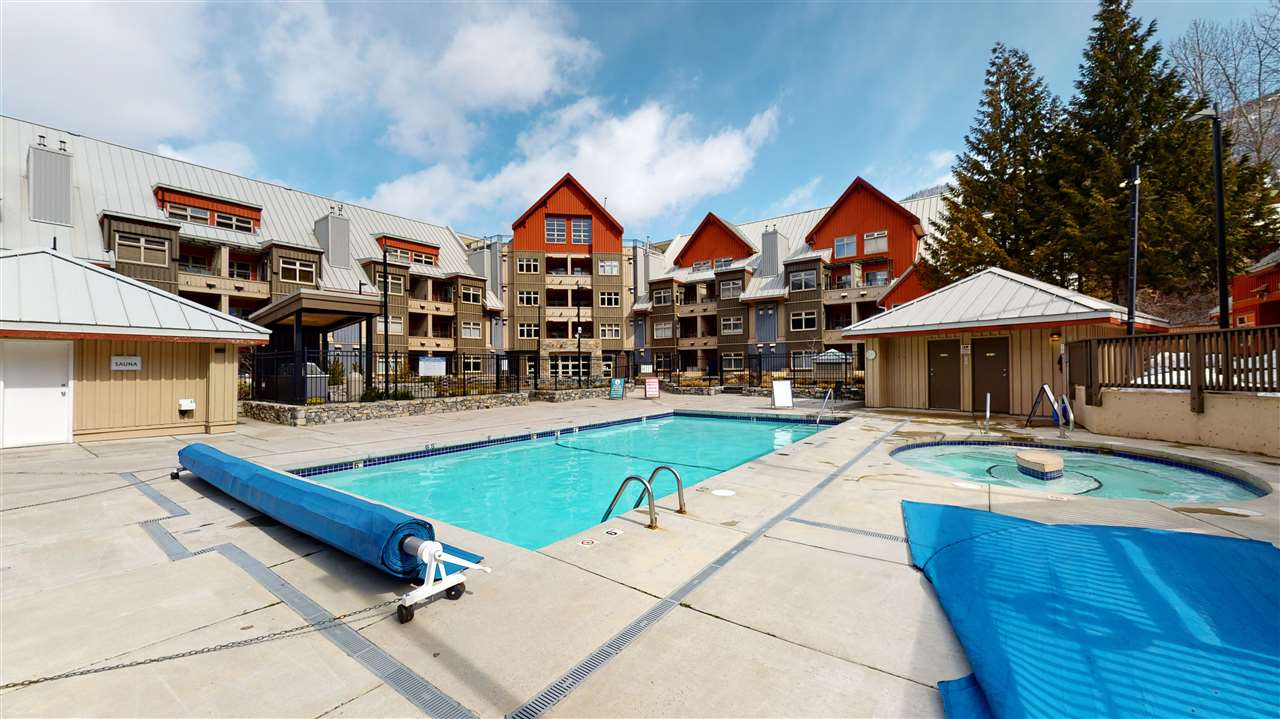 321 2050 LAKE PLACID ROAD - Whistler Creek Apartment/Condo for sale, 2 Bedrooms (R2560002)