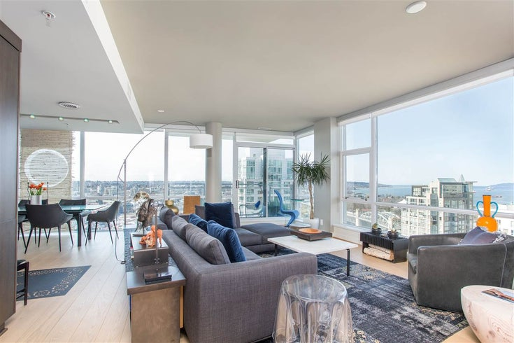 2504 1455 HOWE STREET - Yaletown Apartment/Condo for sale, 2 Bedrooms (R2560069)