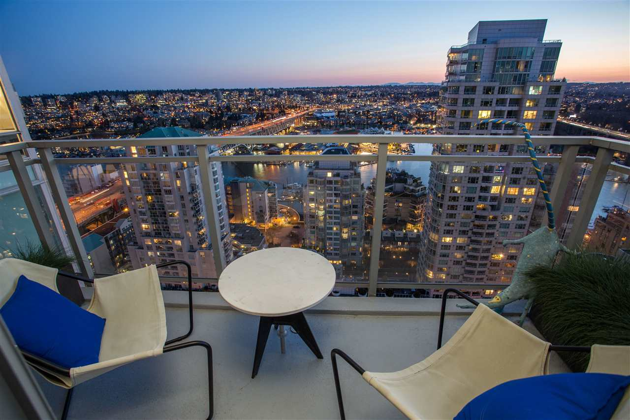 2504 1455 HOWE STREET - Yaletown Apartment/Condo for sale, 2 Bedrooms (R2560069) - #4