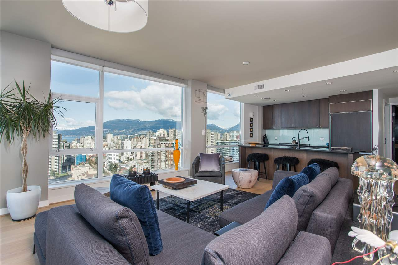 2504 1455 HOWE STREET - Yaletown Apartment/Condo for sale, 2 Bedrooms (R2560069) - #8