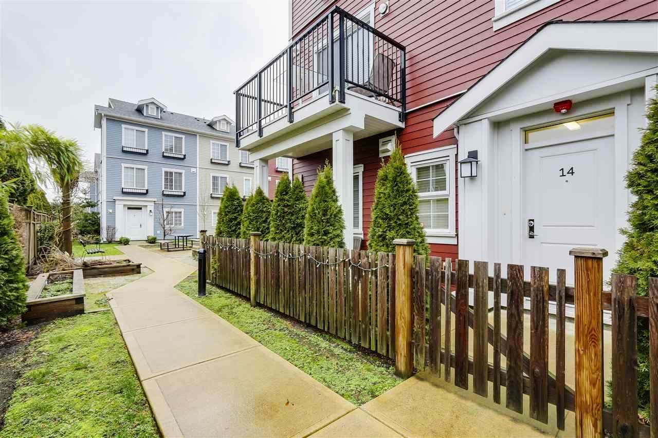 14 9691 ALBERTA ROAD - McLennan North Townhouse for sale, 1 Bedroom (R2560089)