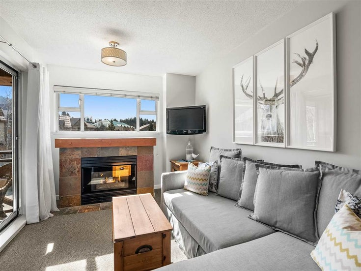 308 4360 LORIMER ROAD - Whistler Village Apartment/Condo for sale(R2560153)