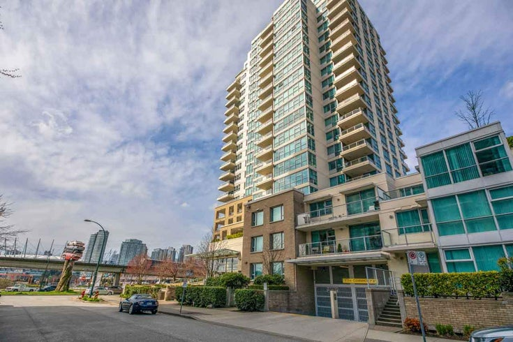 1301 125 MILROSS AVENUE - Downtown VE Apartment/Condo for sale, 2 Bedrooms (R2560156)