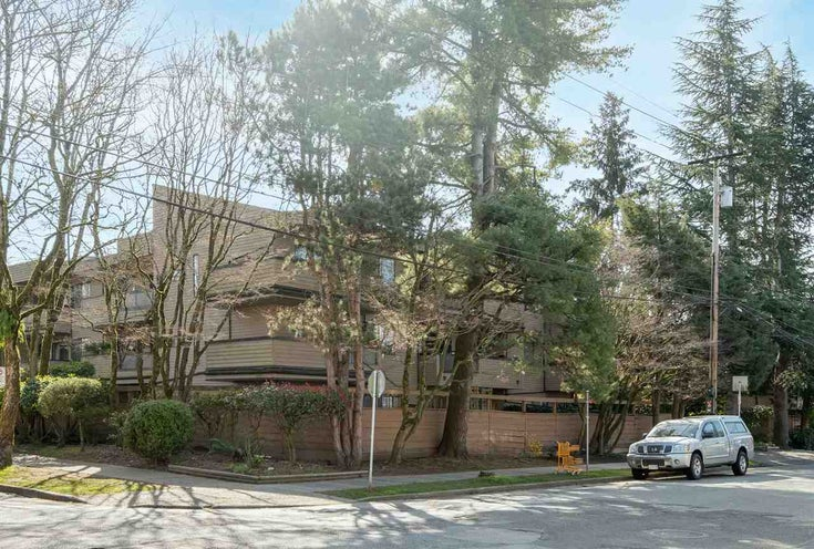 215 2190 W 7 AVENUE - Kitsilano Apartment/Condo for sale, 1 Bedroom (R2560220)