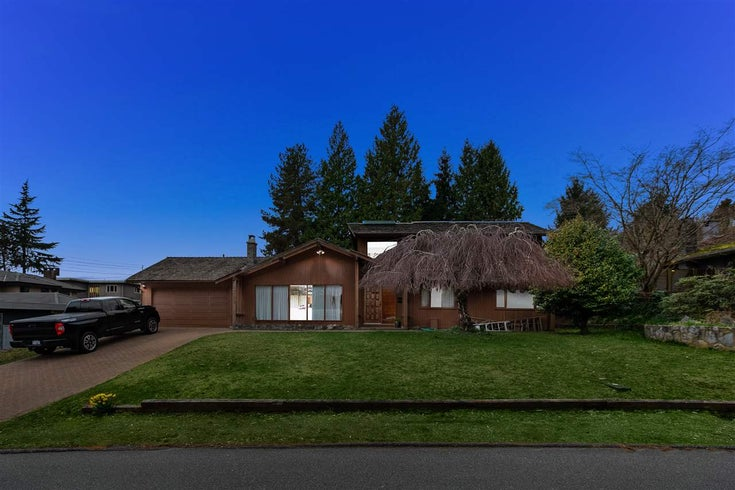 1355 19TH STREET - Ambleside House/Single Family for sale, 4 Bedrooms (R2560318)