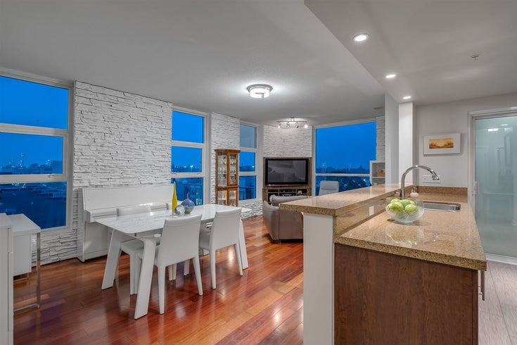902 189 NATIONAL AVENUE - Downtown VE Apartment/Condo for sale, 2 Bedrooms (R2560325)