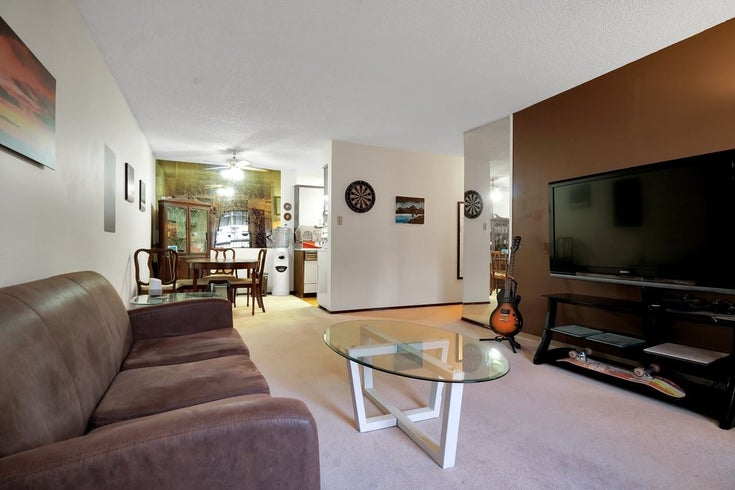 203 4345 GRANGE STREET - Central Park BS Apartment/Condo for sale, 1 Bedroom (R2560401)