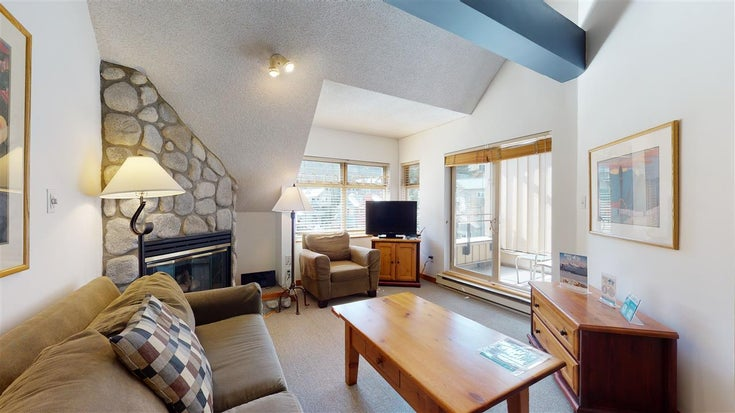 310 2050 LAKE PLACID ROAD - Whistler Creek Apartment/Condo for sale, 1 Bedroom (R2560402)
