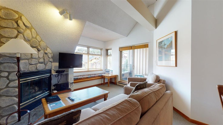 307 2050 LAKE PLACID ROAD - Whistler Creek Apartment/Condo for sale, 1 Bedroom (R2560424)
