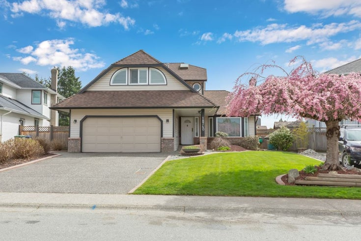 18740 62A AVENUE - Cloverdale BC House/Single Family for sale, 4 Bedrooms (R2560430)