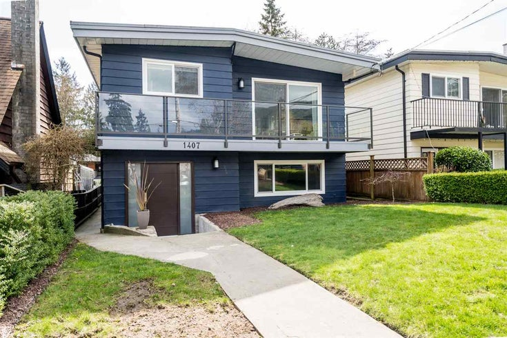 1407 HAROLD ROAD - Lynn Valley House/Single Family for sale, 5 Bedrooms (R2560457)