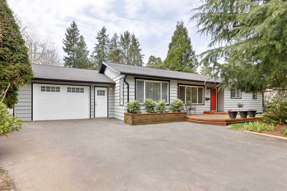 3681 207B STREET - Brookswood Langley House/Single Family for sale, 3 Bedrooms (R2560476) - #1