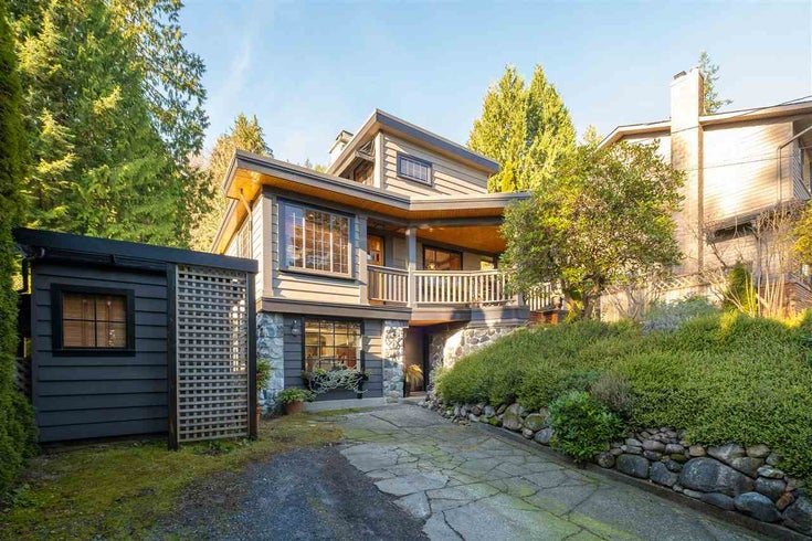 4427 MOUNTAIN HIGHWAY - Lynn Valley House/Single Family for sale, 2 Bedrooms (R2560512)