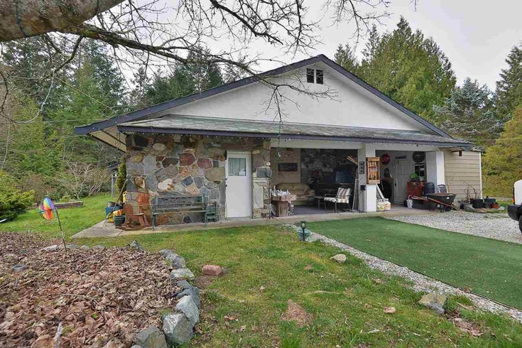 4384 CAMEO ROAD - Sechelt District House/Single Family for sale, 3 Bedrooms (R2560543)