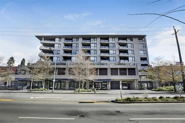 604 160 W 3RD STREET - Lower Lonsdale Apartment/Condo for sale, 1 Bedroom (R2560551)