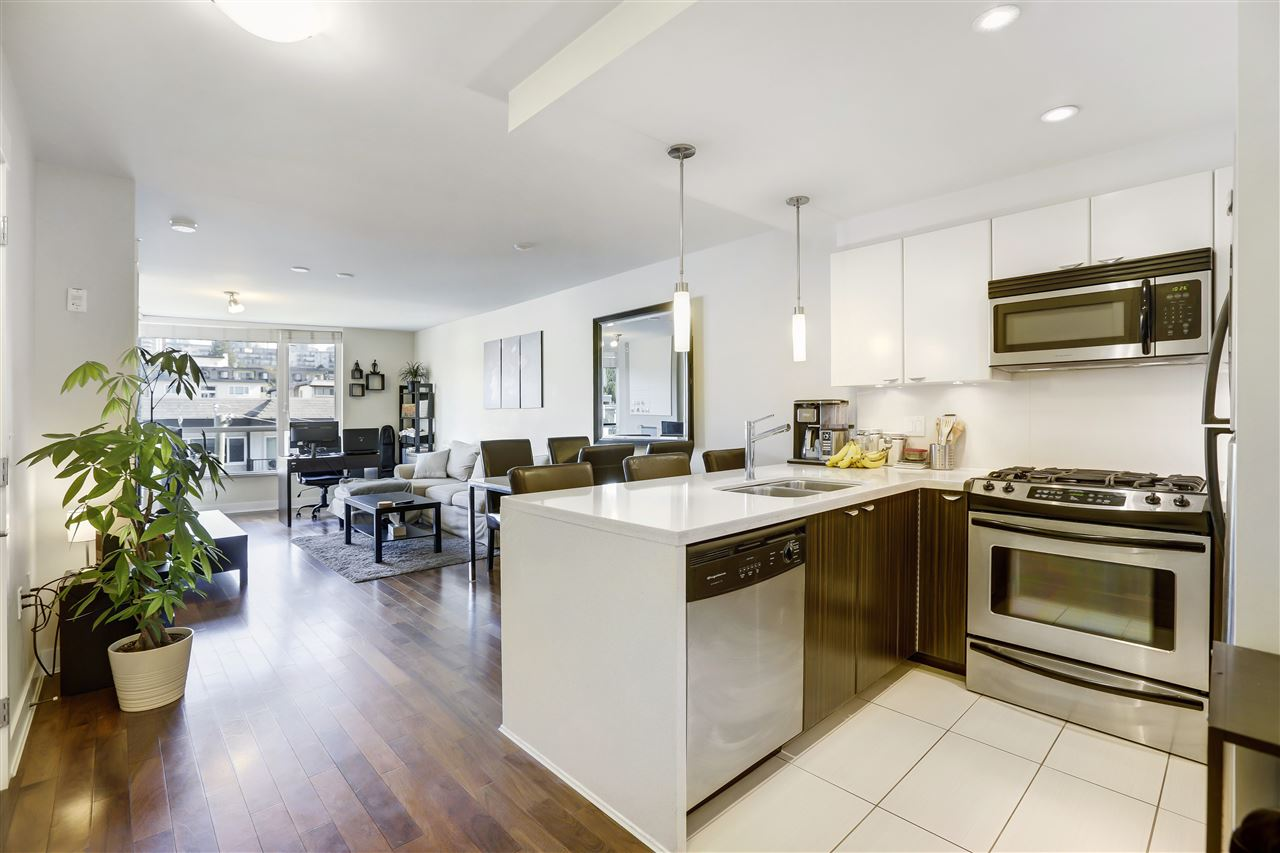 604 160 W 3RD STREET - Lower Lonsdale Apartment/Condo for sale, 1 Bedroom (R2560551) - #2