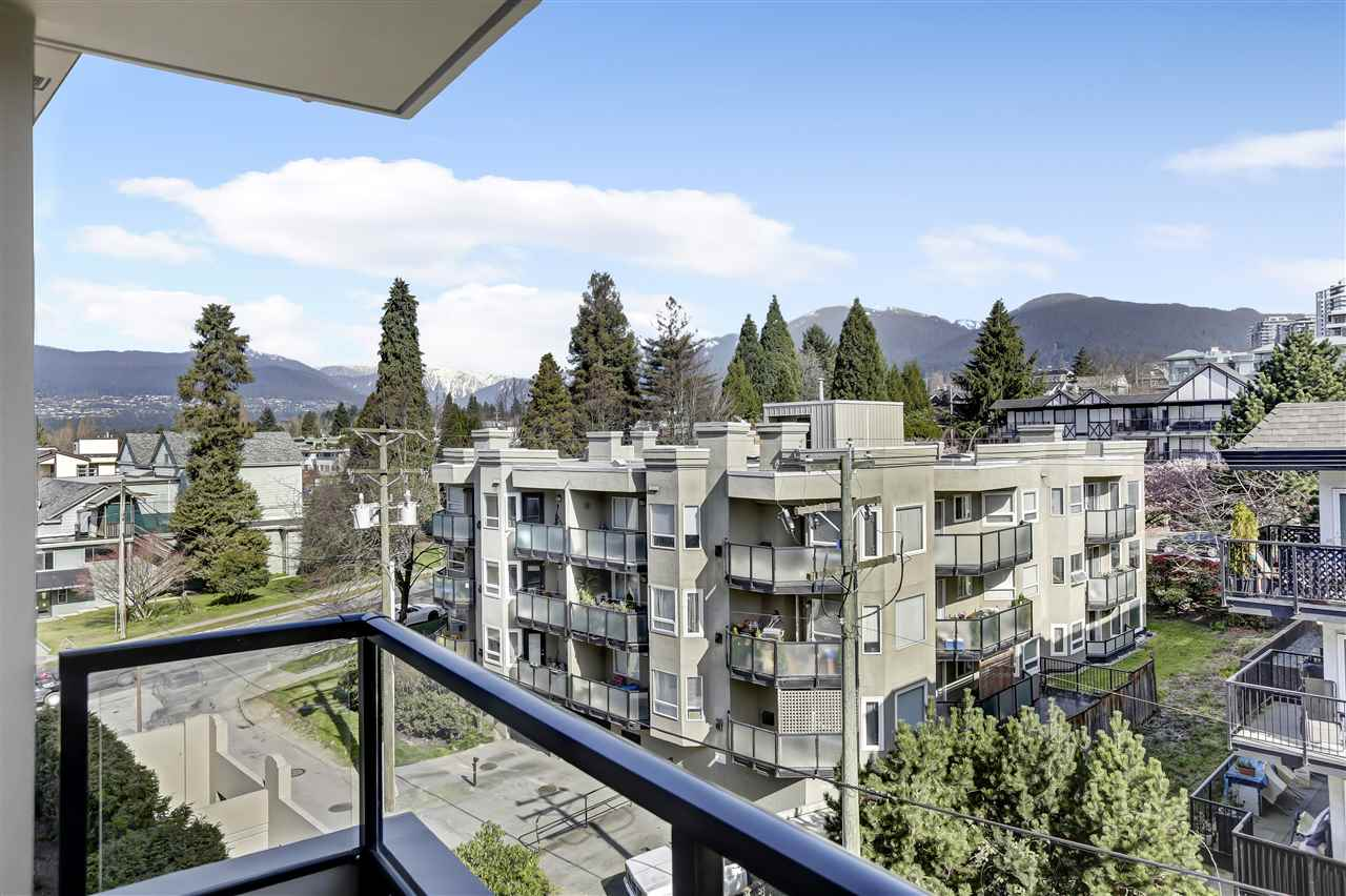604 160 W 3RD STREET - Lower Lonsdale Apartment/Condo for sale, 1 Bedroom (R2560551) - #22