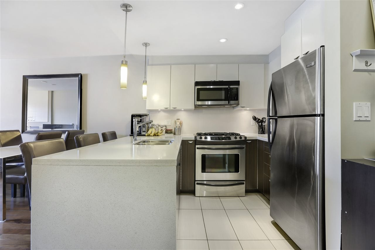 604 160 W 3RD STREET - Lower Lonsdale Apartment/Condo for sale, 1 Bedroom (R2560551) - #3