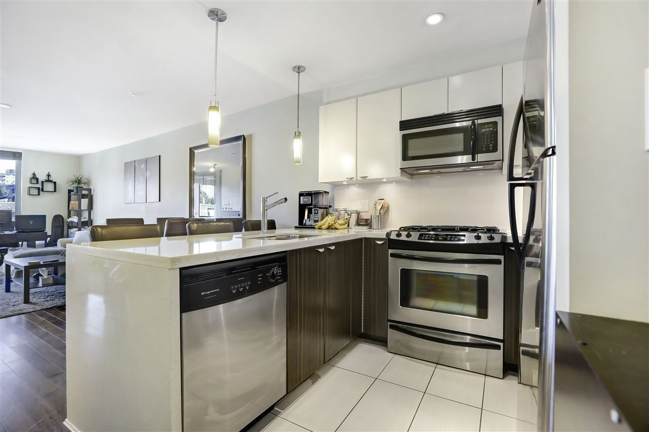 604 160 W 3RD STREET - Lower Lonsdale Apartment/Condo for sale, 1 Bedroom (R2560551) - #4